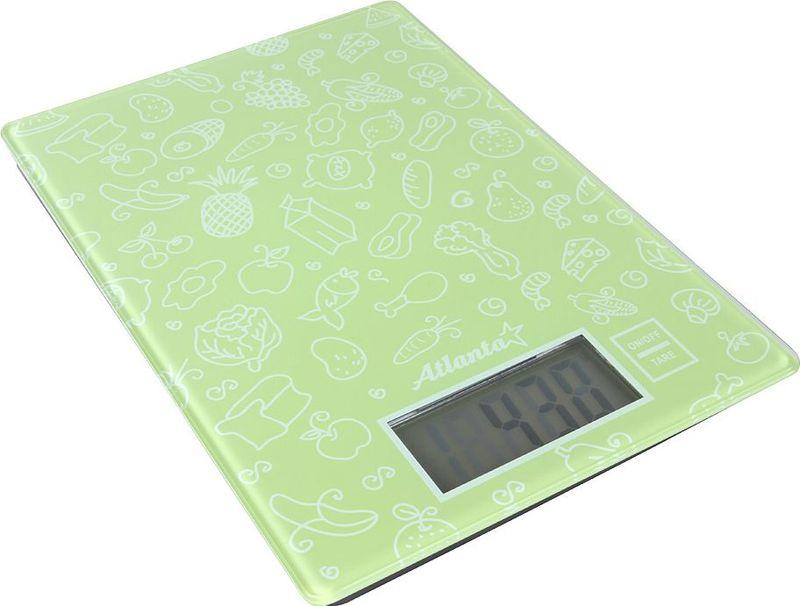 Кухонные весы Atlanta ATH-6214, Green