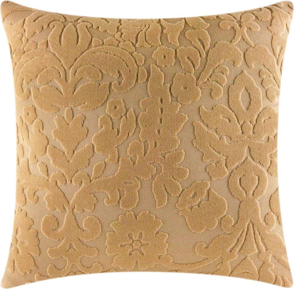 Чехол для подушки Медежда Челтон, цвет: бежевый чехол на двухместный диван медежда лидс цвет бежевый