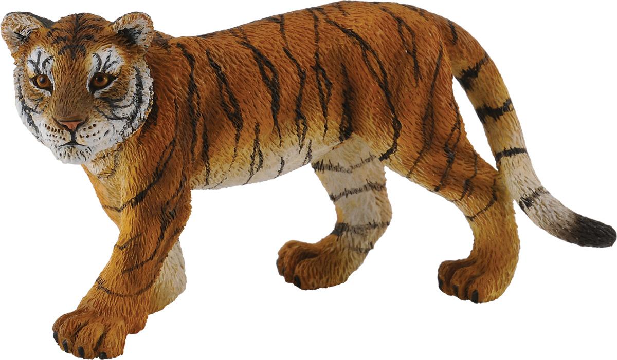 Collecta Фигурка Детеныш сибирского тигра цены онлайн