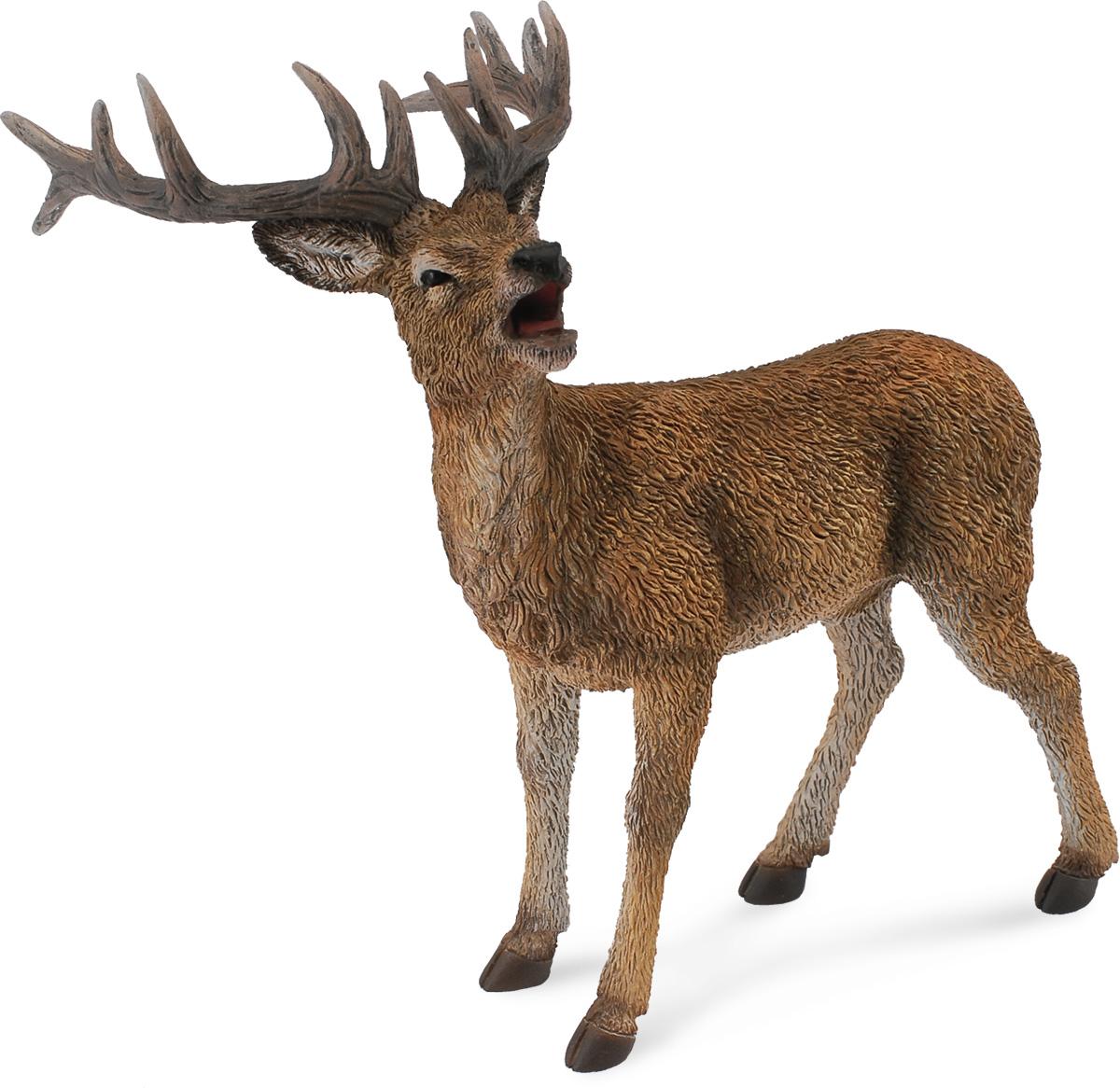 Collecta Фигурка Олень 88469b 3d пазл expetro голова благородного оленя 10640