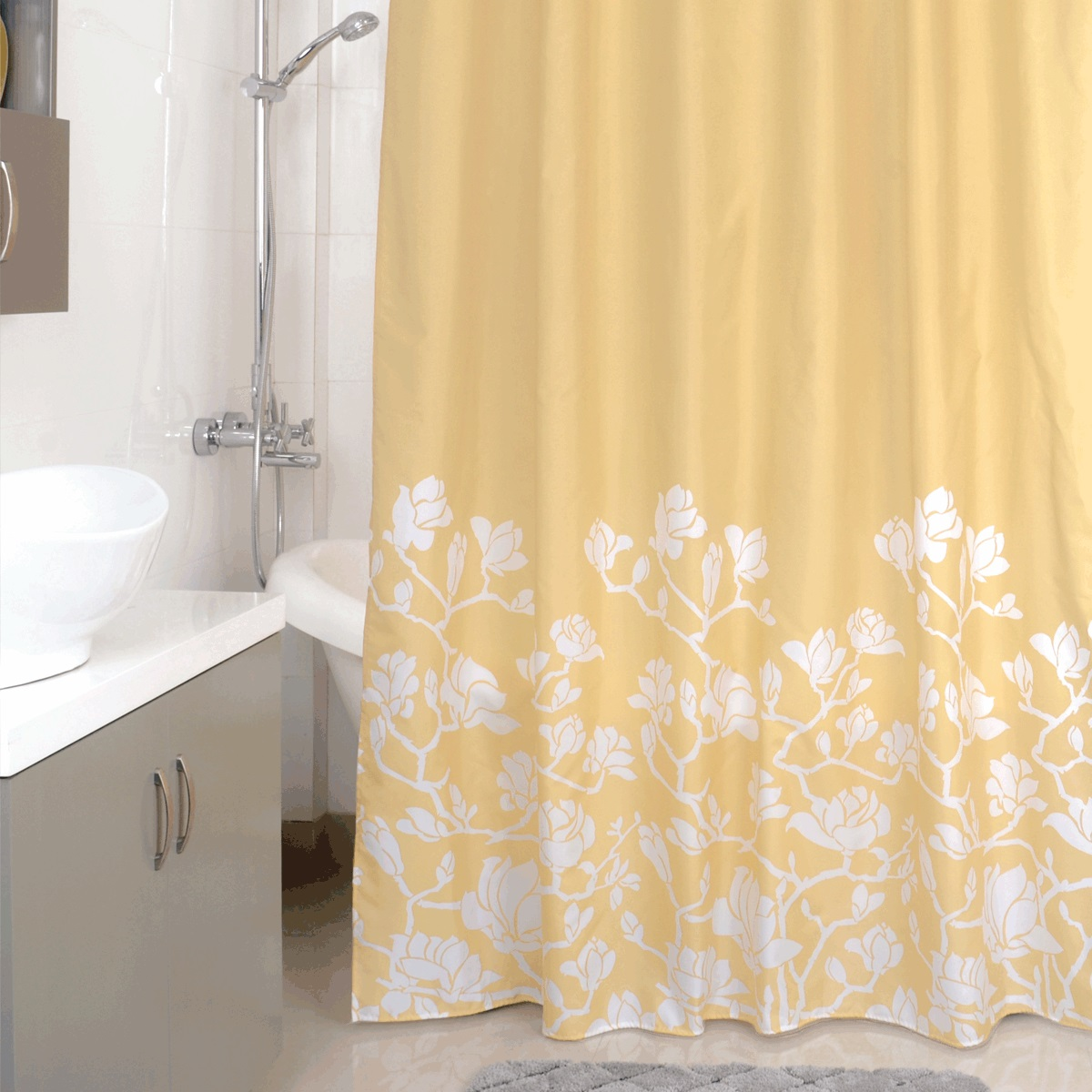 Штора для ванной Milardo