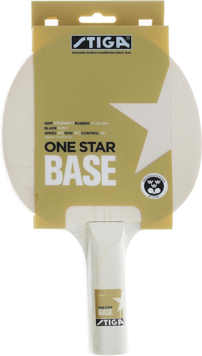 Ракетка для настольного тенниса Stiga Base ракетка для настольного тенниса stiga octane 1 1211 3216 01