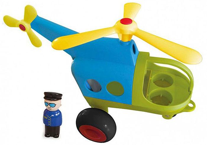 Фото - Viking Toys Вертолет Джамбо 30 см viking toys вертолет скорая помощь джамбо 30 см