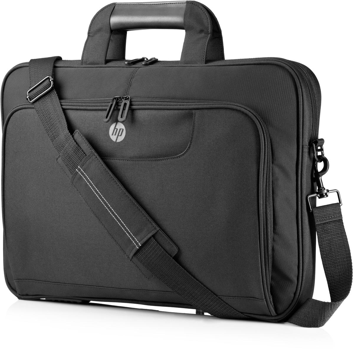 HP Value Top Load сумка для ноутбука 18, Black (QB683AA) аккумулятор для ноутбука hp compaq hstnn lb12 hstnn ib12 hstnn c02c hstnn ub12 hstnn ib27 nc4200 nc4400 tc4200 6cell tc4400 hstnn ib12