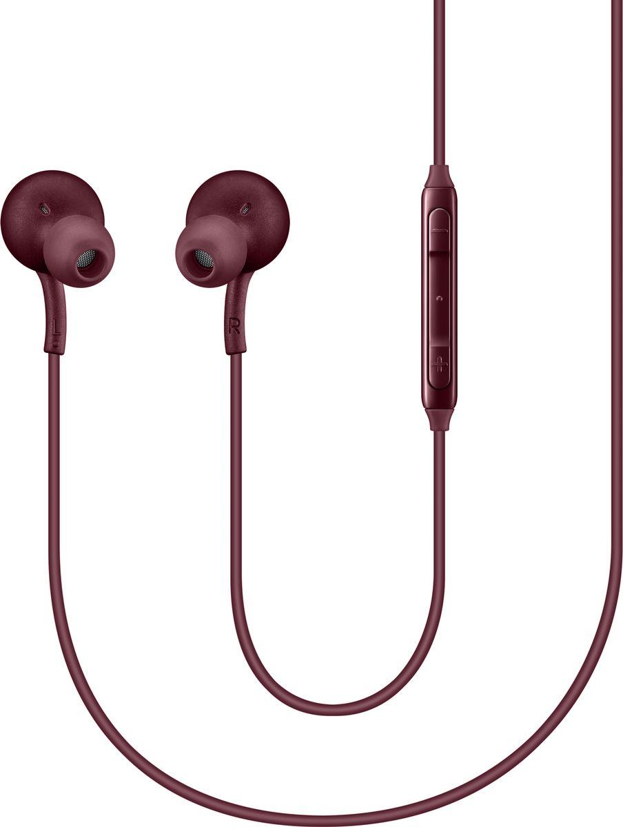 Samsung AKG EO-IG955, Burgundy наушники скачать музыку на samsung