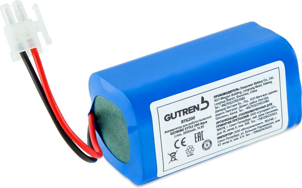 лучшая цена Gutrend BTG200 аккумуляторная батарея для Style 200 Aqua
