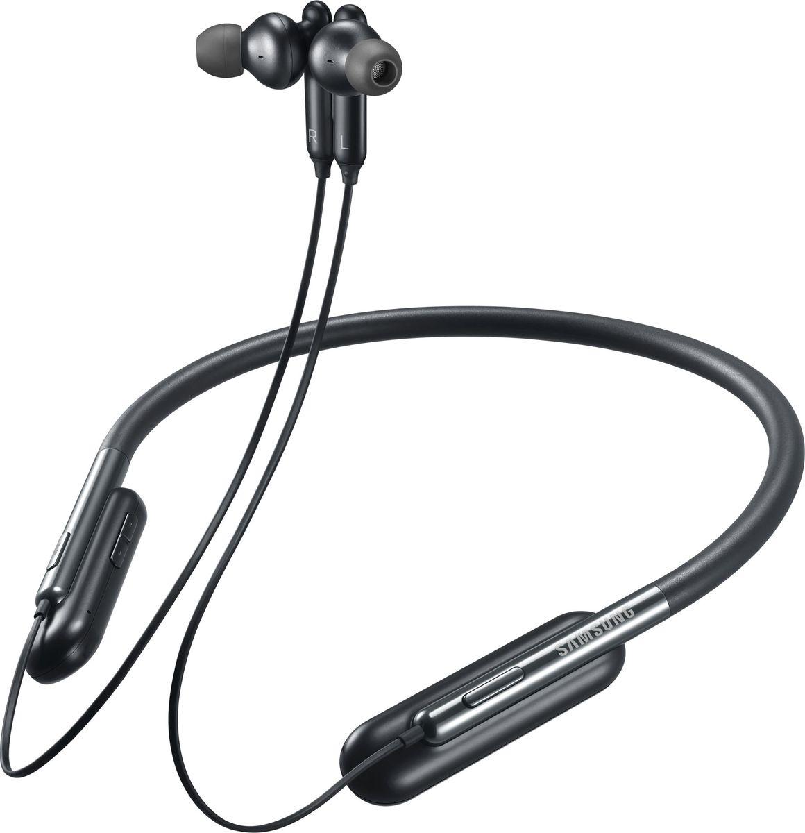 Samsung U Flex, Black беспроводные наушники скачать музыку на samsung