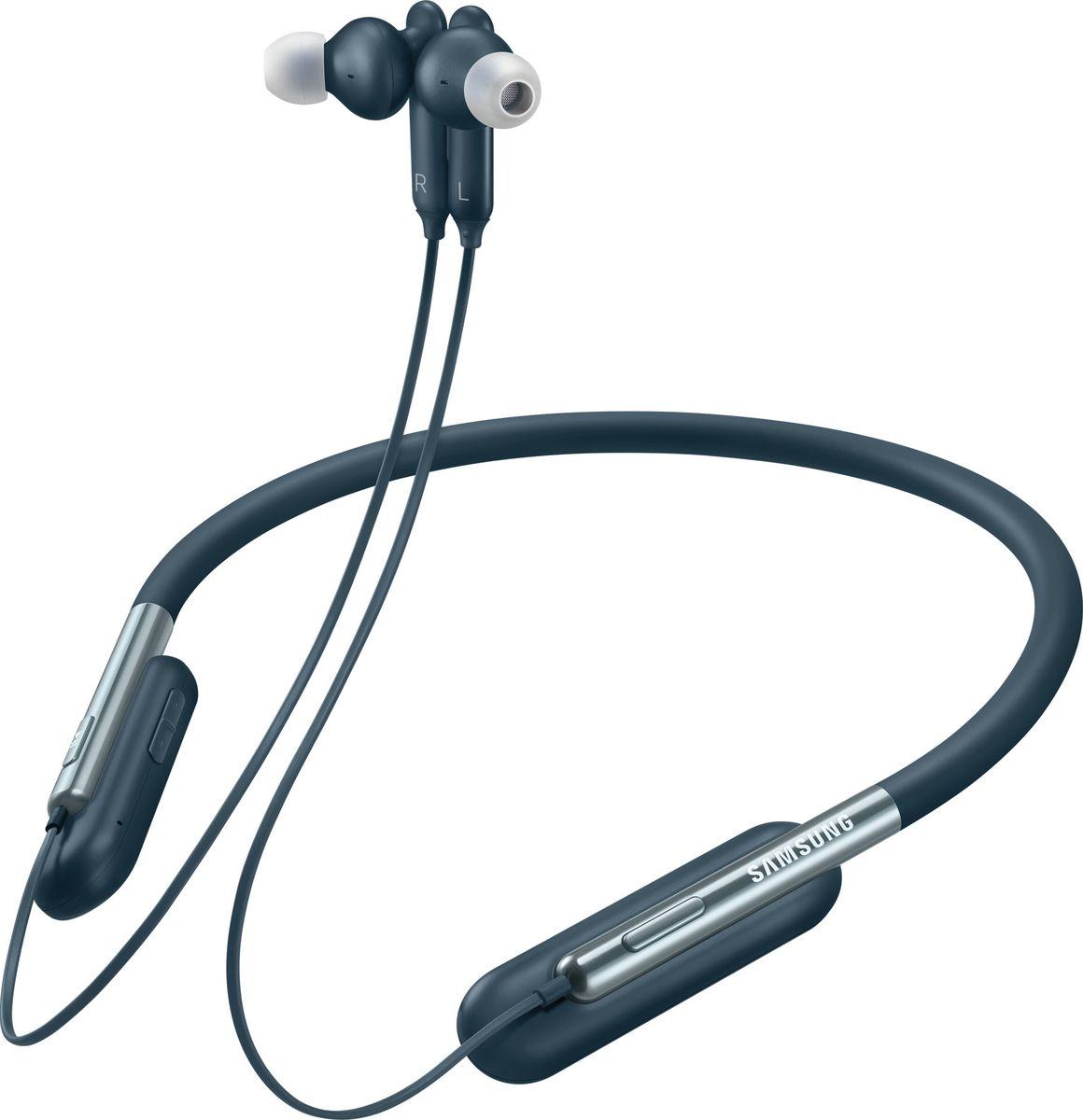Samsung U Flex, Blue беспроводные наушники скачать музыку на samsung