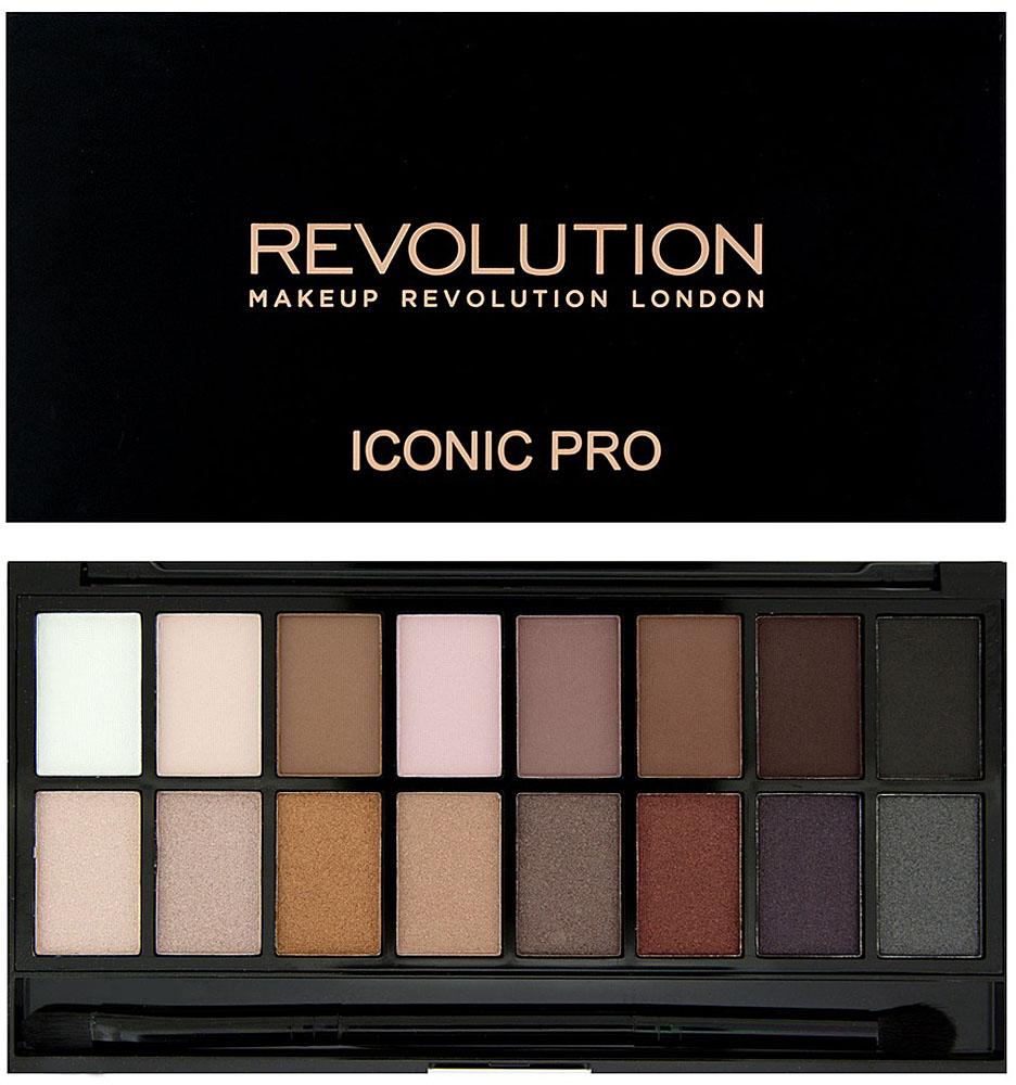 цена на Makeup Revolution Набор теней Iconic Pro 1