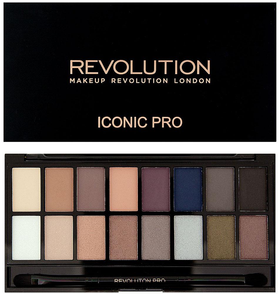 Makeup Revolution Набор теней Iconic Pro 2