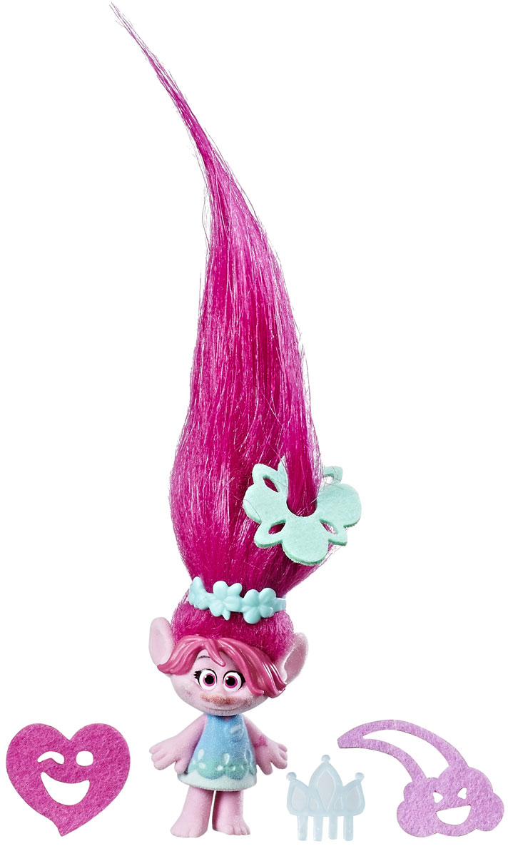 Trolls Фигурка Тролль Poppy trolls фигурка тролль poppy