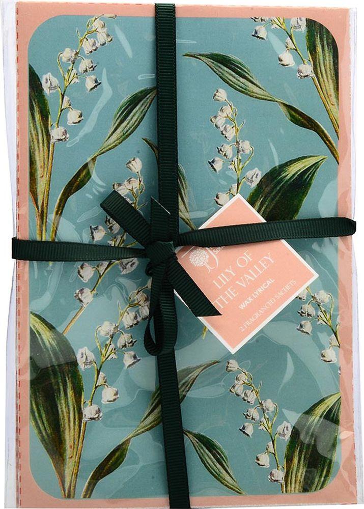 Саше Wax Lyrical Ландыши, 2 шт набор ароматических саше wax lyrical цветущий хлопок 45 г 2 шт