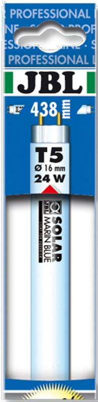 Лампа люминесцентная JBL Solar Ultra Marin Blue, Т5, 80 Вт, JBL6169800, длина 145 см лампа люминесцентная jbl solar ultra natur полного солнечного спектра для пресноводных аквариумов т5 54 вт 9000 к длина 115 см