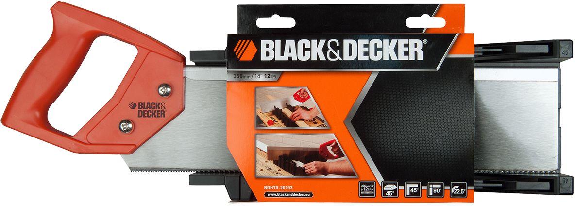 Стусло с ножовкой Black & Decker. BDHT0-20193 цена