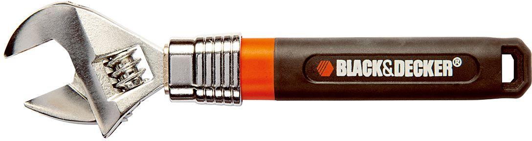 Ключ разводной Black & Decker. BDHT0-71629 ключ разводной dexx 27252