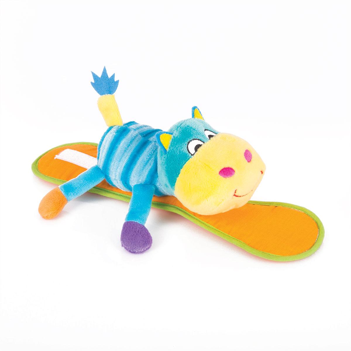 Happy Snail Развивающая игрушка Бегемот Бубба