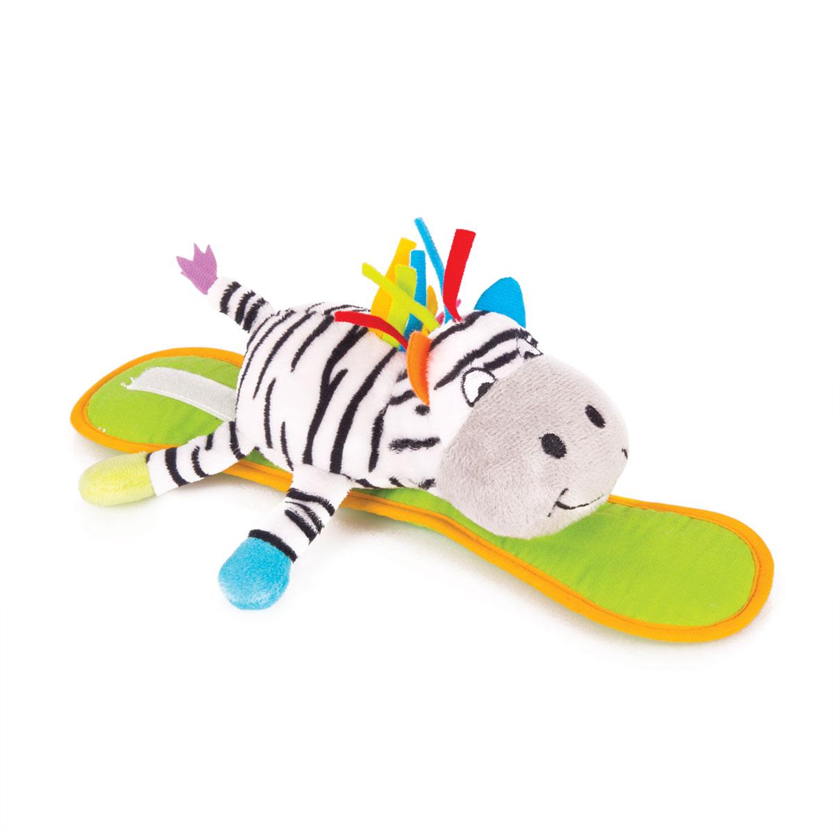 Happy Snail Развивающая игрушка Зебра Фру-Фру