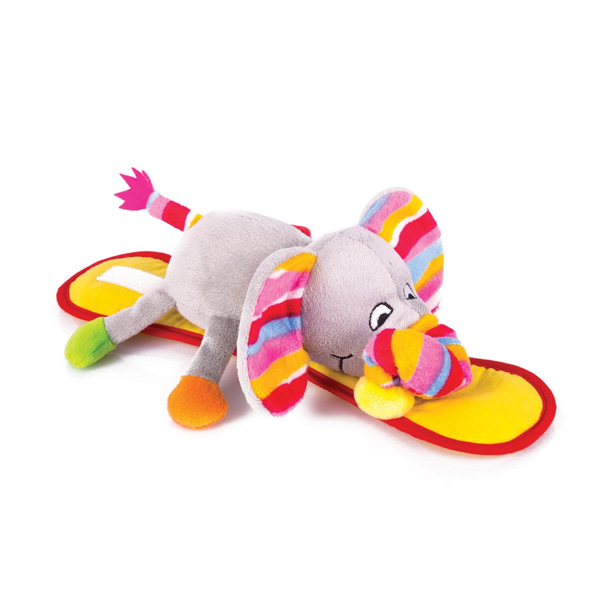 Happy Snail Развивающая игрушка Слоник Джамбо