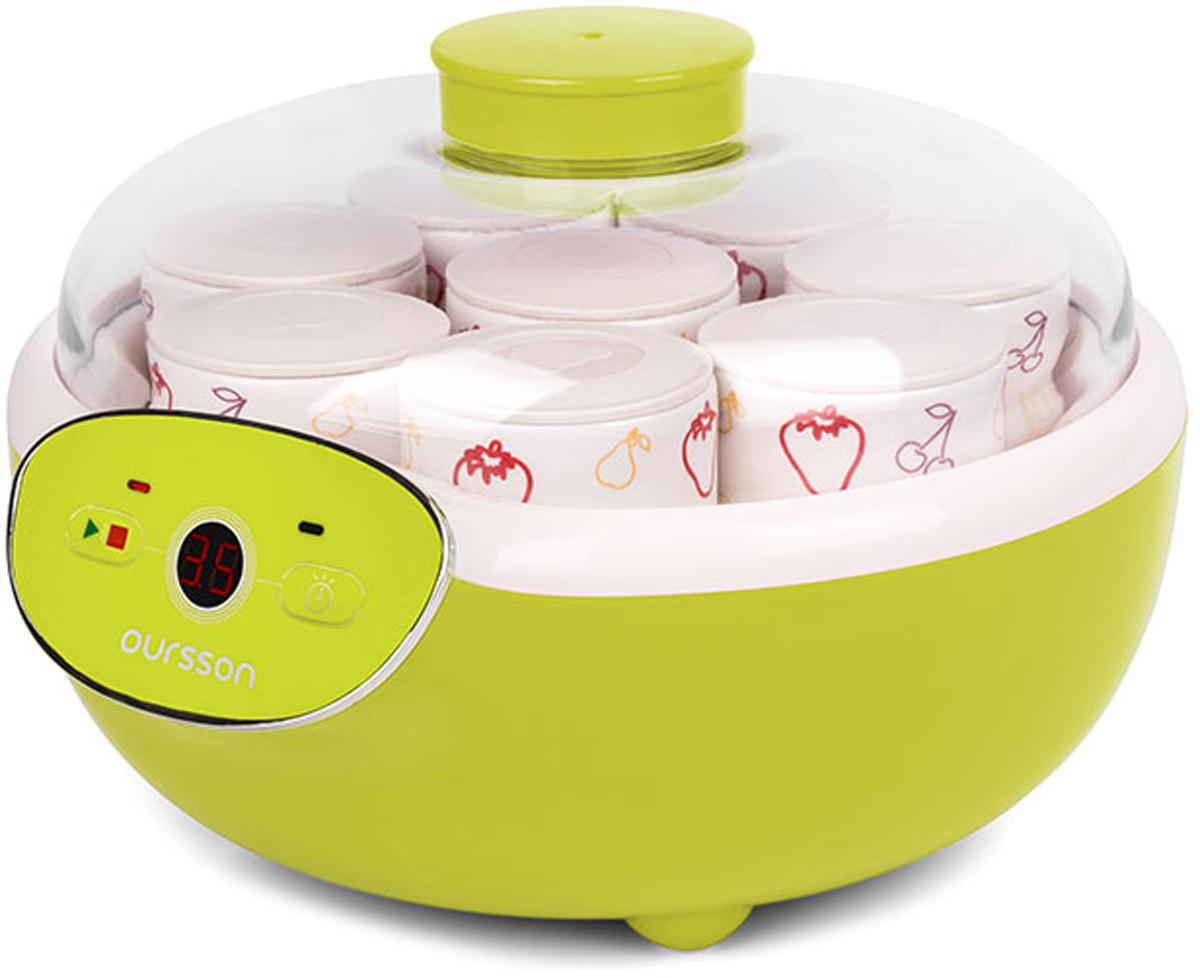 Йогуртница Oursson FE1105D/GA цена и фото