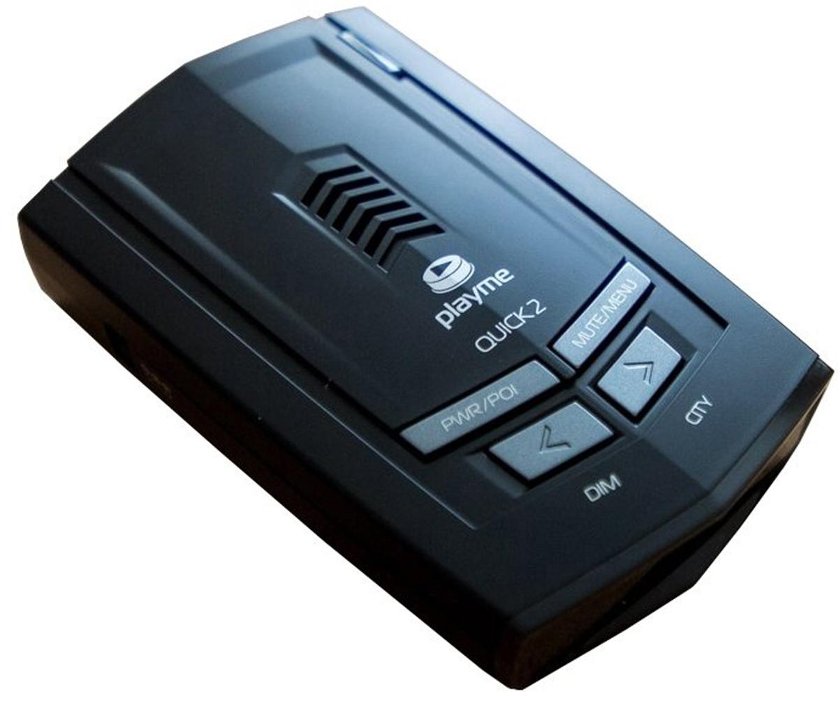 PlayMe Quick 2 Smart радар-детектор