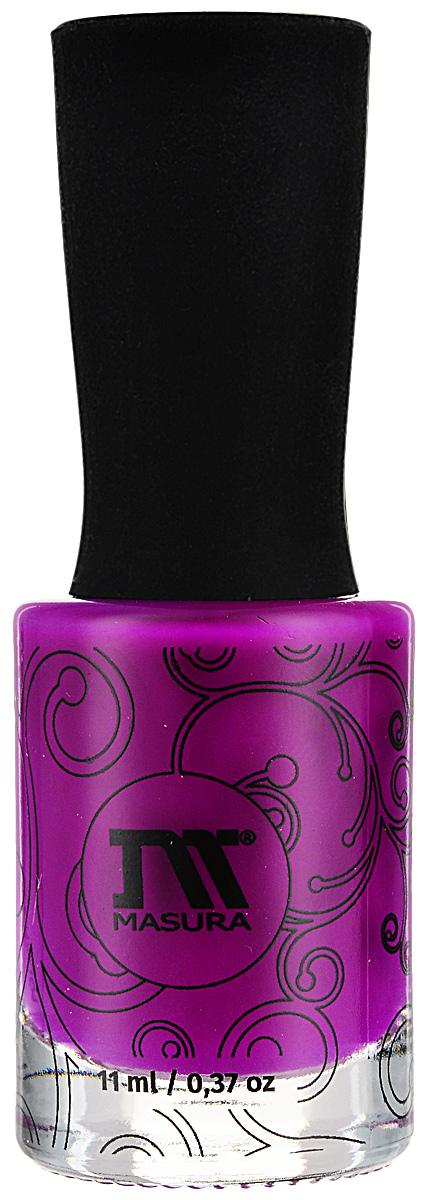 Masura Лак для ногтей Магическая Маджента, 11 мл masura лак для ногтей the walking red 11 мл
