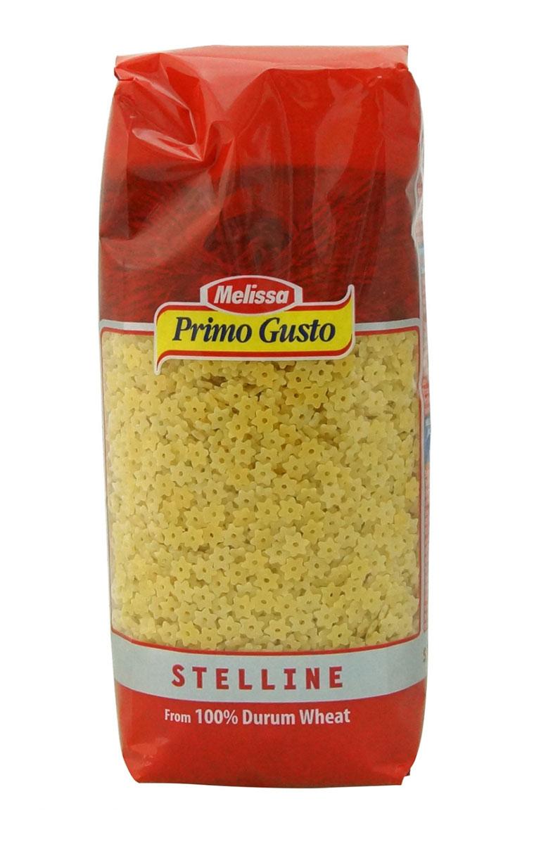 Melissa-Primo Gusto паста стеллини звездочки, 500 г