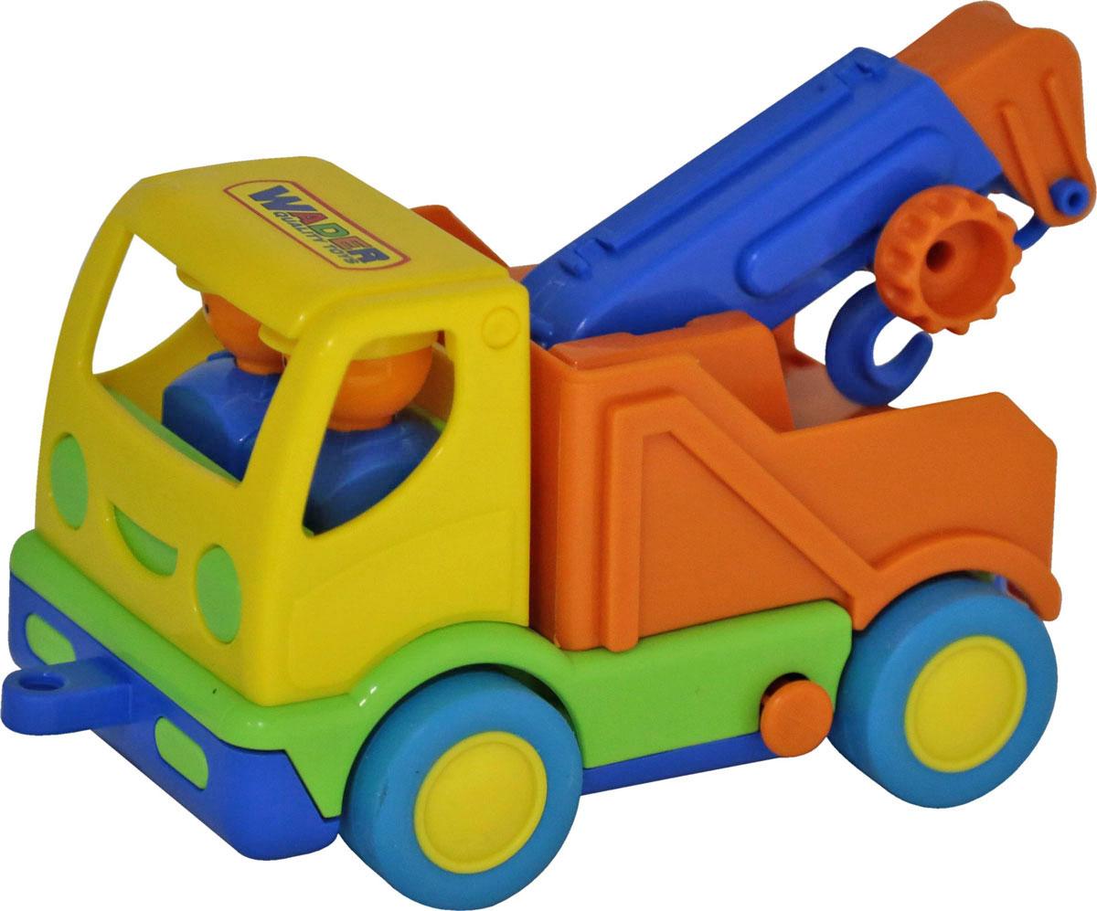 Полесье Эвакуатор Мой первый грузовик, цвет в ассортименте