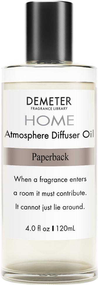 Demeter Аромат для дома Книжный переплет (Paperback), 120 мл demeter аромат для дома книжный переплет paperback 120 мл