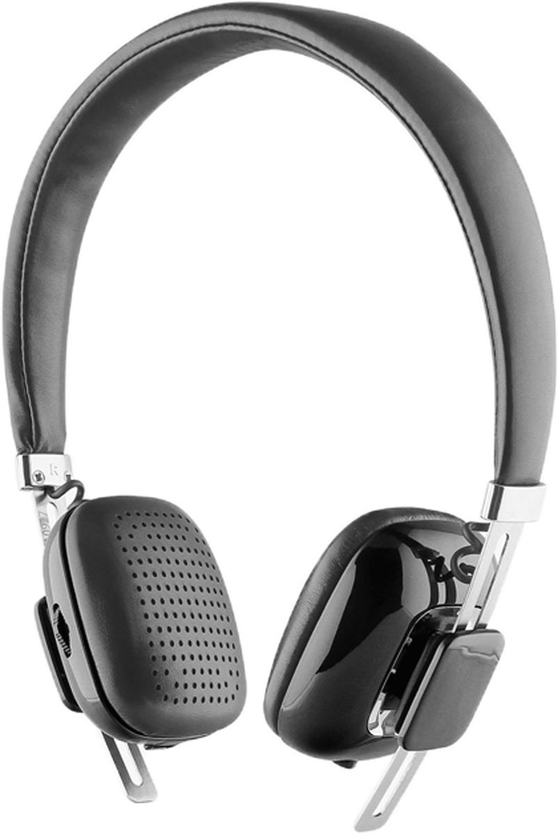 Беспроводные наушники Rombica Mysound BH-01 1C, черный наушники rombica mysound bh 03 1c серый