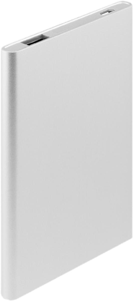 Внешний аккумулятор Rombica Neo AX50S, 5000 мАч, серебристый цена