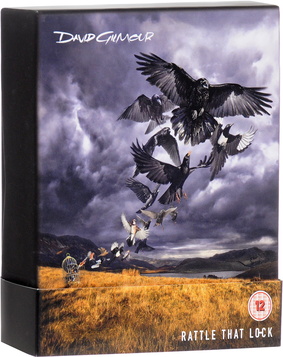 Дэвид Гилмор David Gilmour. Rattle That Lock. Deluxe Edition (CD + Blu-ray) дэвид гилмор david gilmour david gilmour