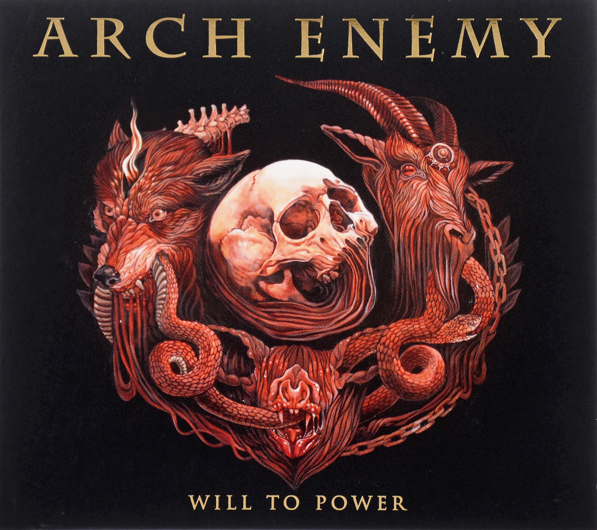 Arch Enemy Arch Enemy. Will To Power arch enemy arch enemy burning bridges deluxe edition
