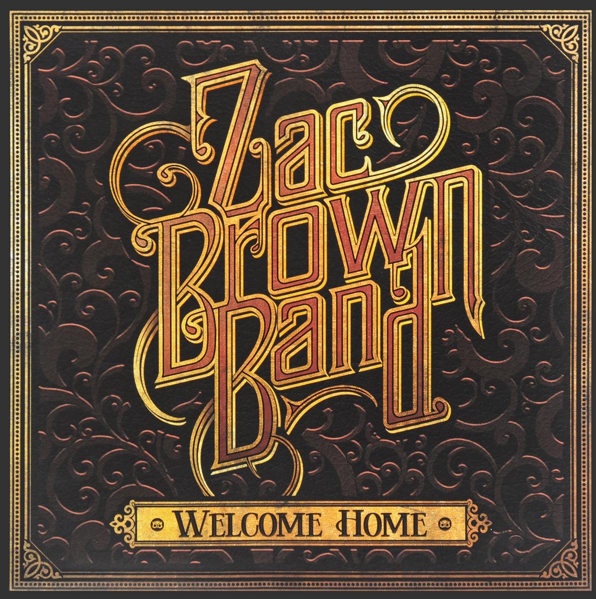 Zac Brown Band Zac Brown Band. Welcome Home (LP) zuominshi brown 38