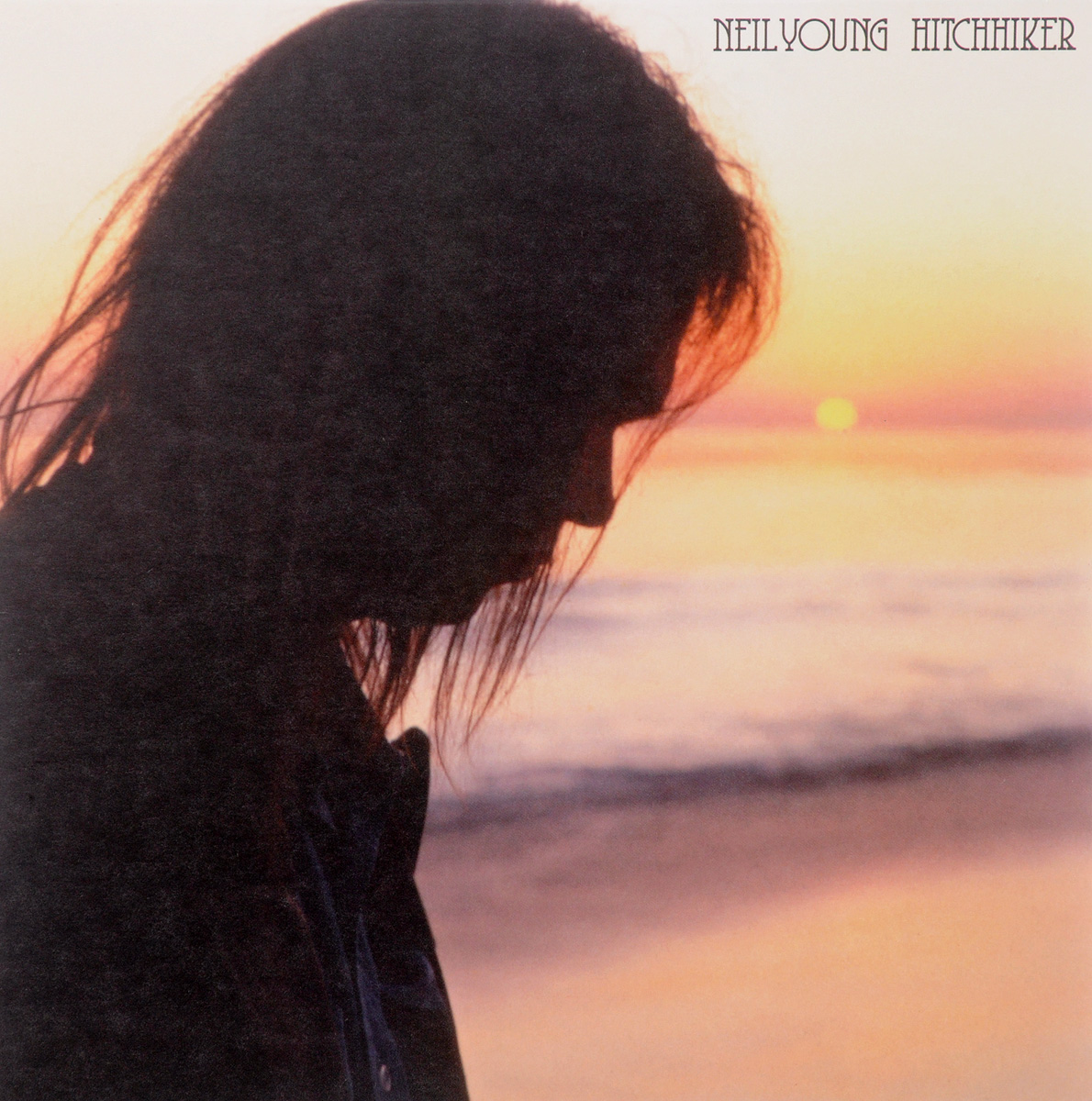 Нил Янг Neil Young. Hitchhiker (LP)