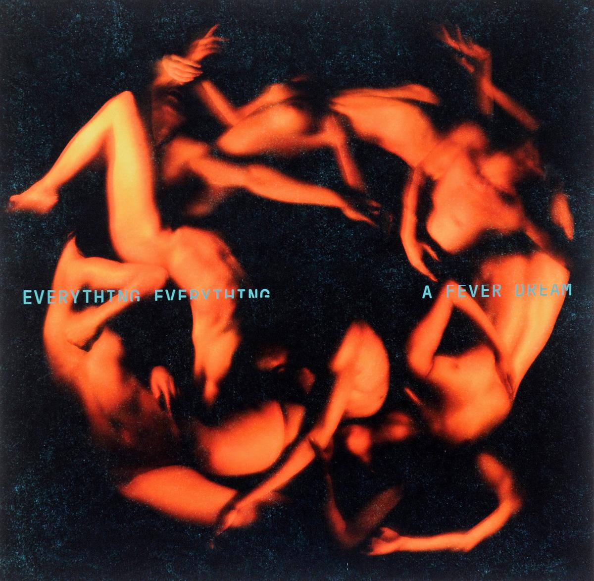 Everything Everything Everything Everything. A Fever Dream (LP) картина everything