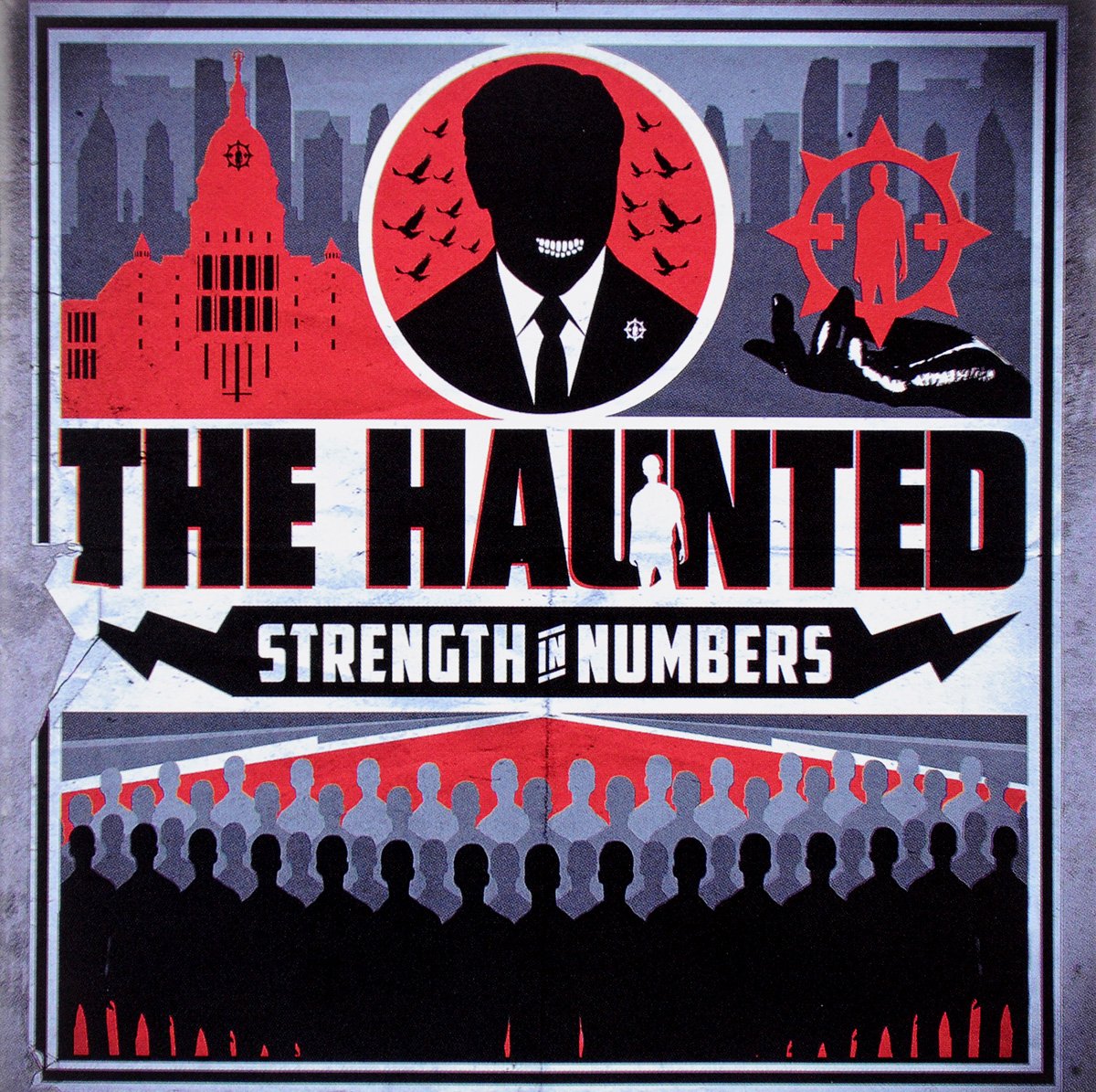 The Haunted The Haunted. Strength In Numbers (LP) haunted