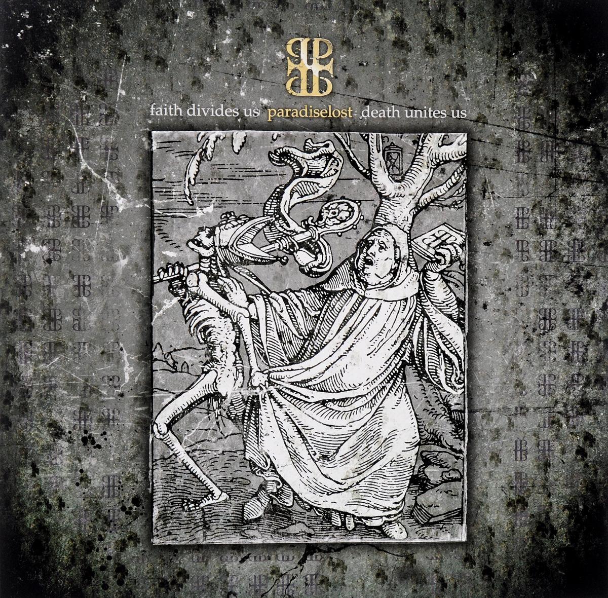 Paradise Lost Paradise Lost. Faith Divides Us - Death Unites Us (LP + CD) bombus bombus repeat until death lp cd