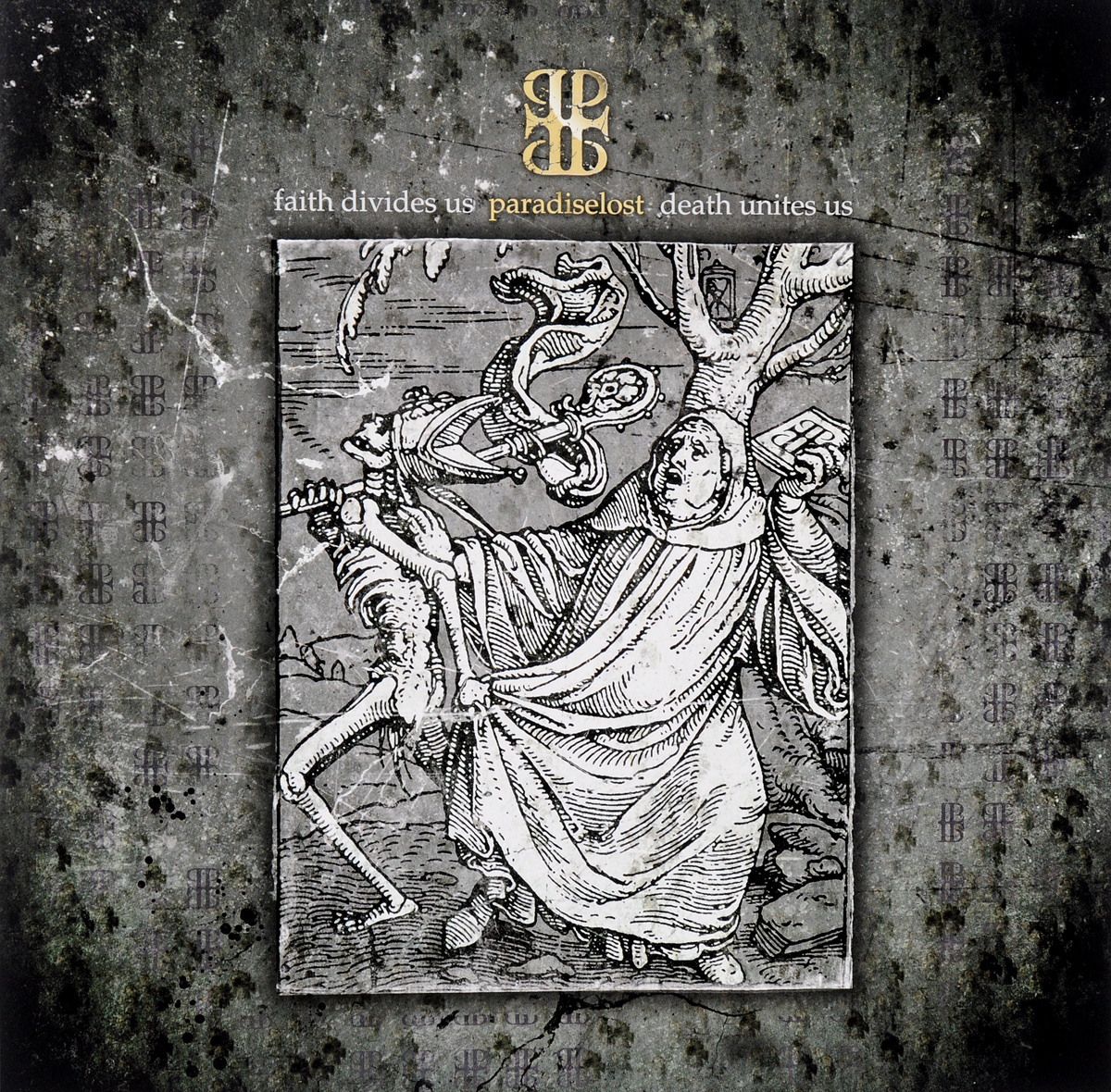 Paradise Lost Paradise Lost. Faith Divides Us - Death Unites Us (LP + CD) виниловая пластинка paradise lost in requiem lp cd