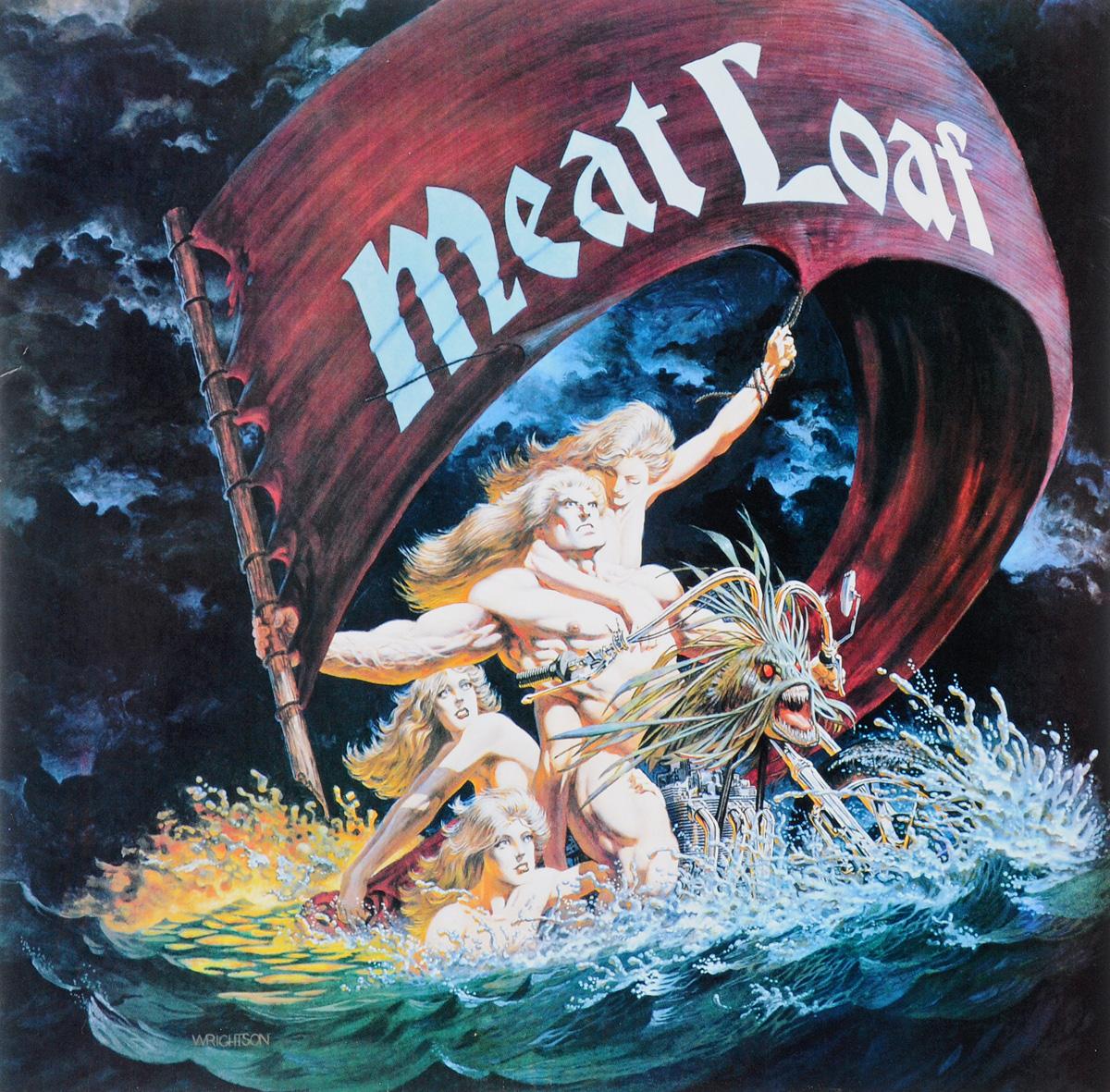 Мит Лоуф Meat Loaf. Dead Ringer (LP)