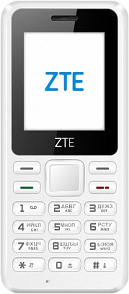 Мобильный телефон ZTE R538, белый zte r538 white