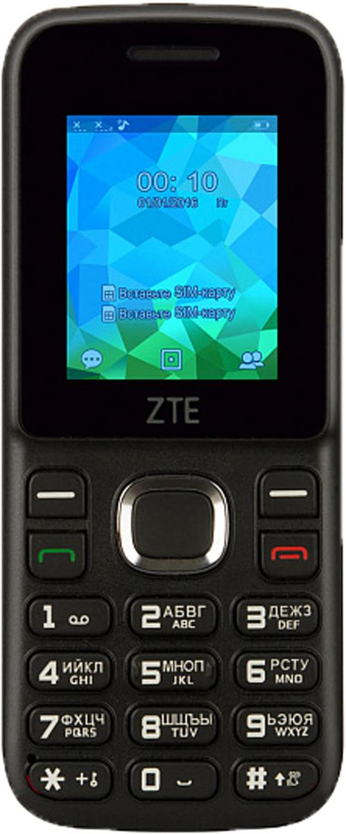Мобильный телефон ZTE R550, красный, черный мобильный телефон zte n1 черный