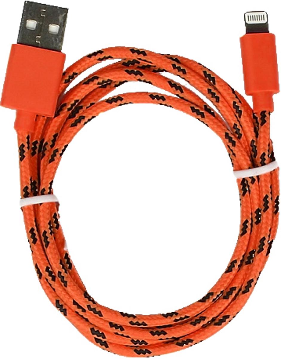 Smartbuy iK-512n, Red дата-кабель USB-8-pin (1,2 м) цена и фото