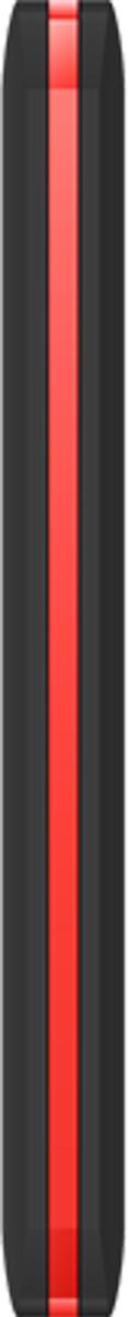 Мобильный телефон Vertex D516, черный, красный