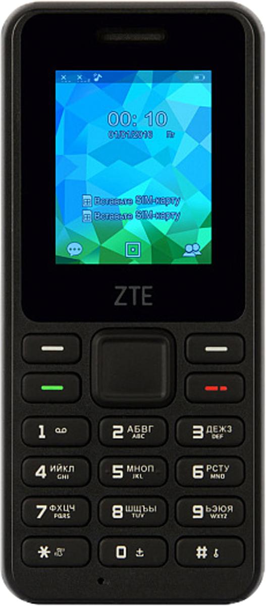 Мобильный телефон ZTE R538, черный zte r538 white