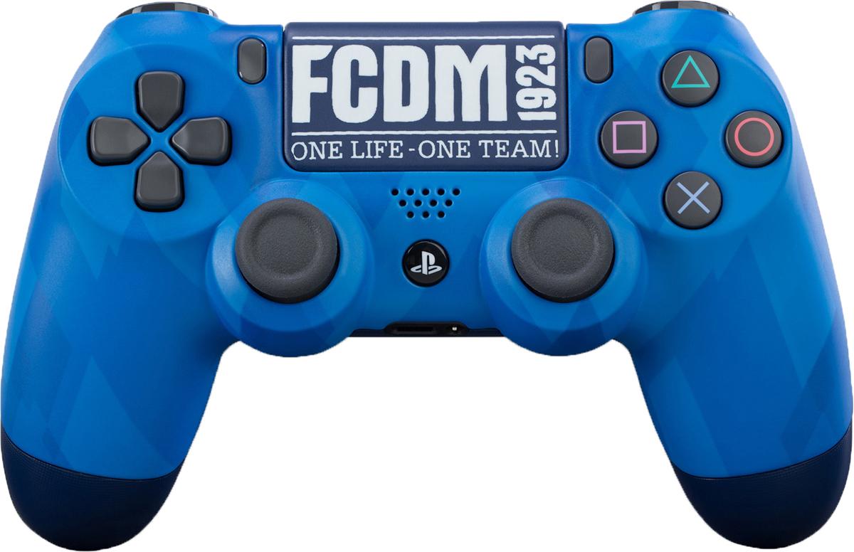 "Sony DualShock 4 ""Динамо. FCDM 1923"" геймпад для PS4"