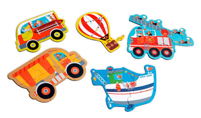 ScratchПазл для малышей Starterpuzzle Транспорт