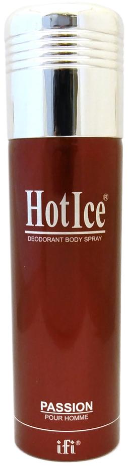 Hot Ice Дезодорант Passion M Deo Spr, 200 мл addict deo 200 мл spr hot ice addict deo 200 мл spr