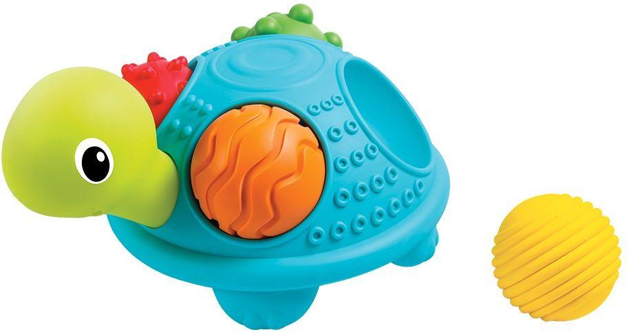 Bkids Развивающая игрушка Sensory Черепашка веселый крокодильчик sensory bkids