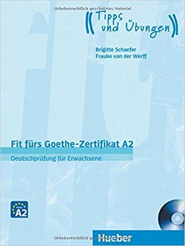 Fit Furs Goethe Zertifikat A2 Lehrbuch Cd купить в интернет