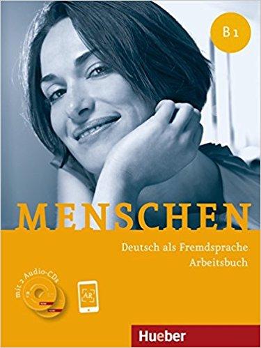 Menschen B1: Deutsch als Fremdsprache: Arbeitsbuch (+ 2 CD) magnet neu a2 arbeitsbuch audio cd